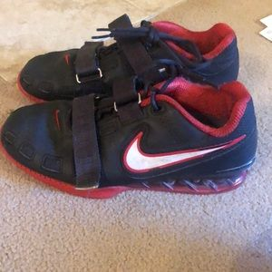 Nike Romaleo 2 Weightlifting Shoes